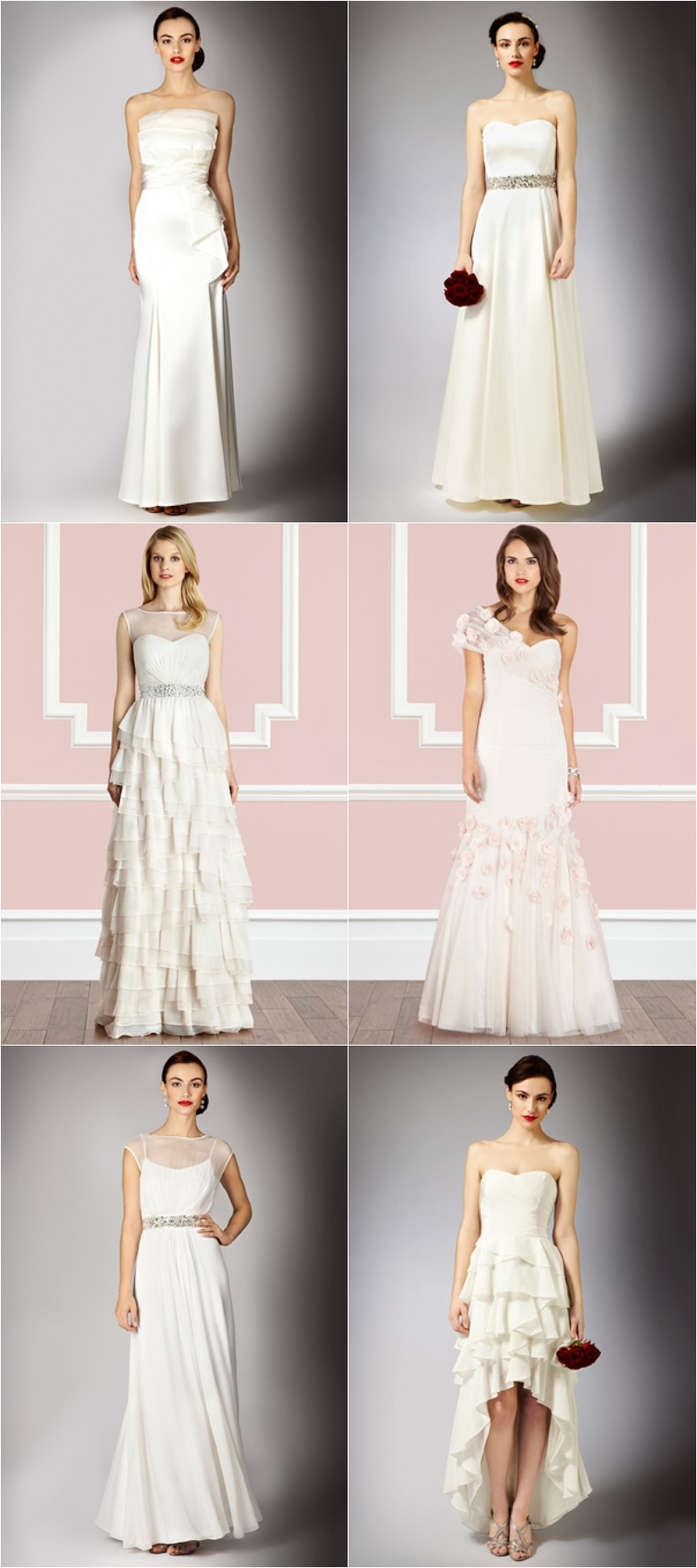 Coast Bridal Collection
